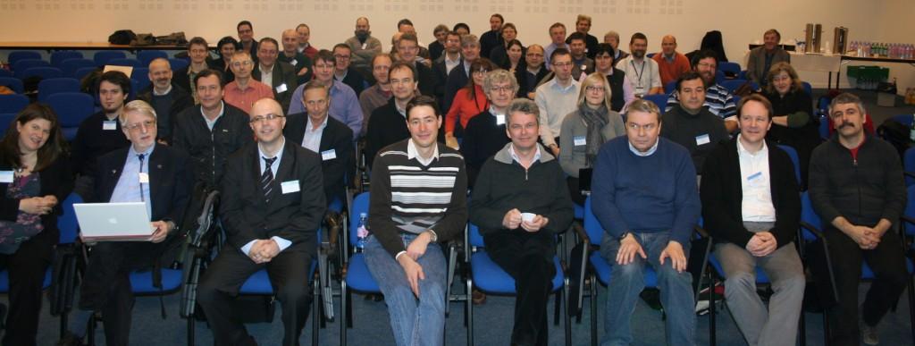 European detector development infrastructures get organised under AIDA.