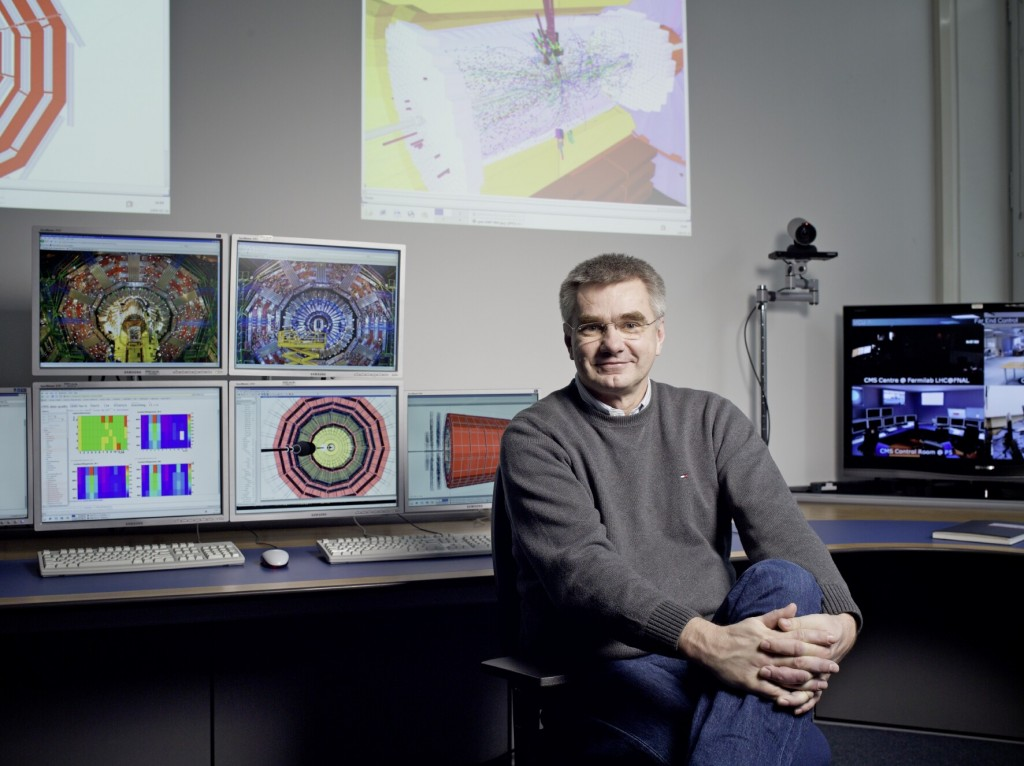 Joachim Mnich, ILCSC committee member and DESY Director in charge of High-Energy Physics and Astroparticle Physics