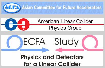 ACFA-ALCPG-ECFA