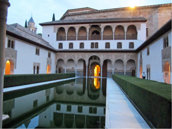 The LCWS11 workshop was held in picturesque Granada, Spain, home of the historic Alhambra, which overlooks the city