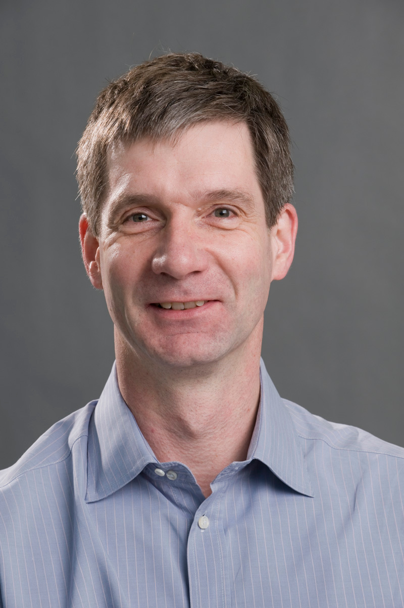John Carwardine, chair of the ILC {em}Technical Design Report{/em} Technical Editorial Board. Image: ILC
