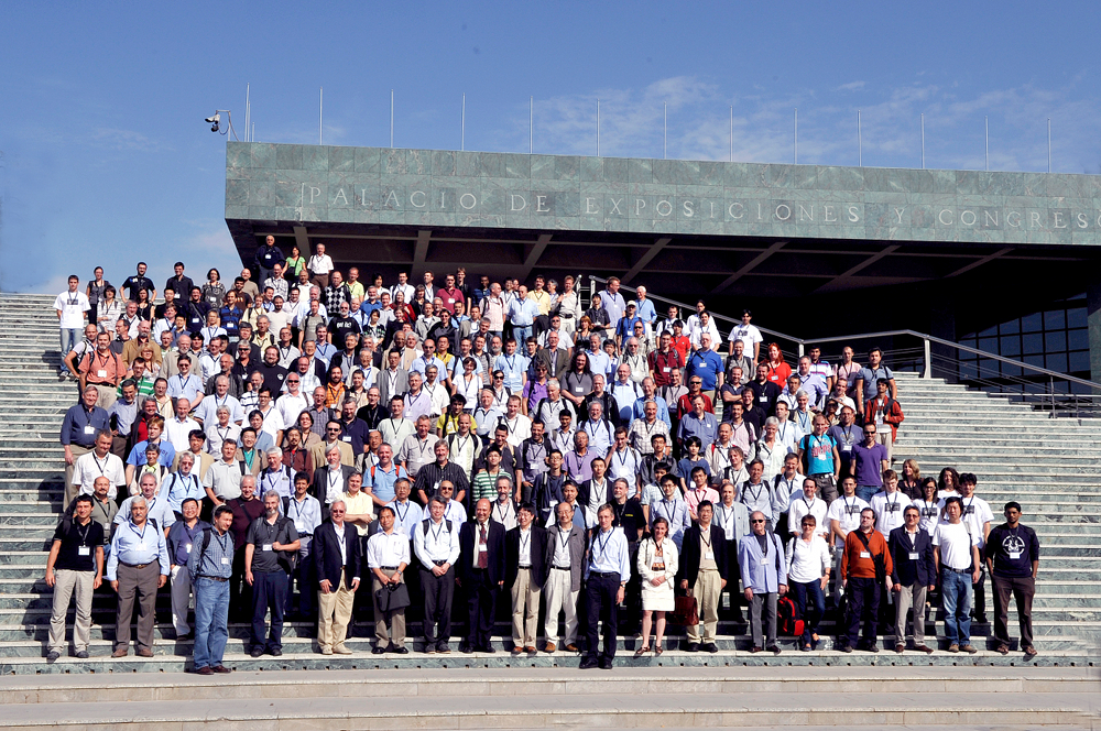 'Coopeting' researchers from both the ILC and the CLIC Study met for LCWS11 earlier this year. Image: LCWS11