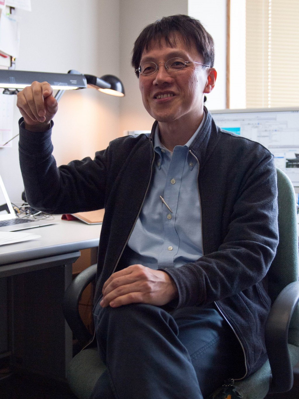 Toshinori Mori, the chair of subcommittee on future projects of high energy physics in Japan