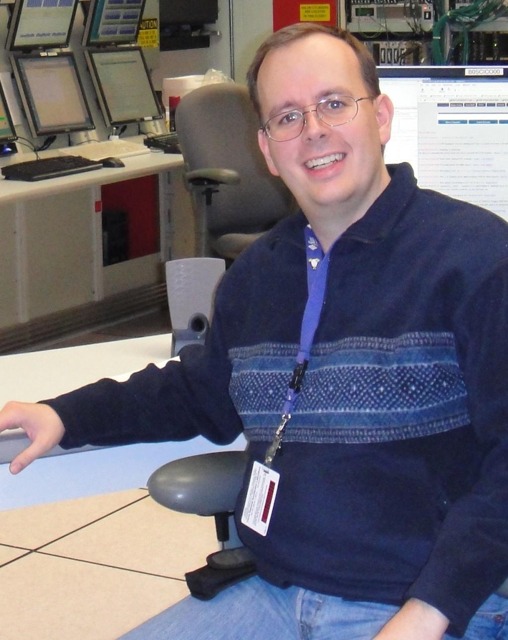 Marcel Stanitzki of DESY.