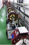 ATF-2 beamline - view looking downstream.