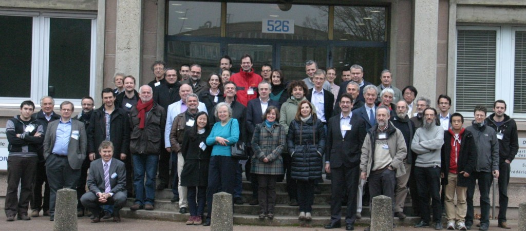 French Linear Collider Days participants