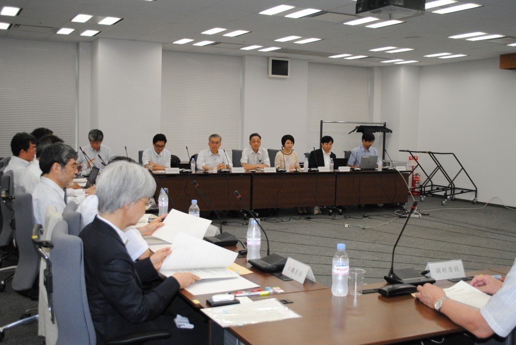 The first meeting of the Particle and Nuclear Physics Working Group held on 24 June.  Image: Yuki Kanda