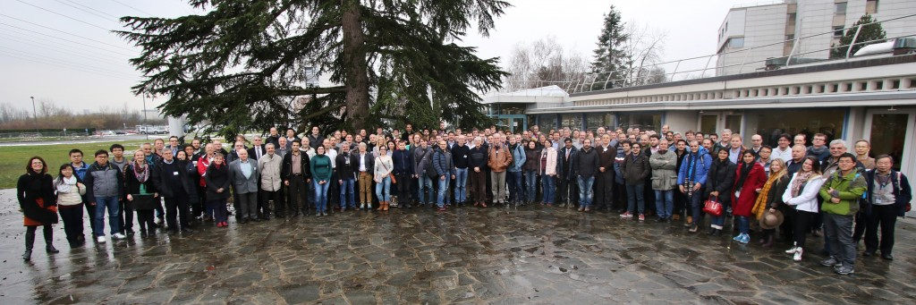 CLIC workshop participants. Image: CERN, CLIC