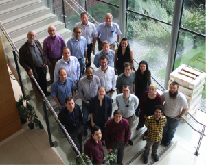 Participants of the 2016 SiD optimisation workshop at PNNL.