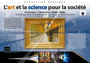 The exhibition poster