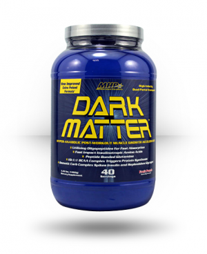 Dark matter may be lurking in your abs... Image: MHP