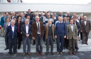 Konnichiwa Hamburg! Participants of the DESY-KEK meeting. Image: DESY
