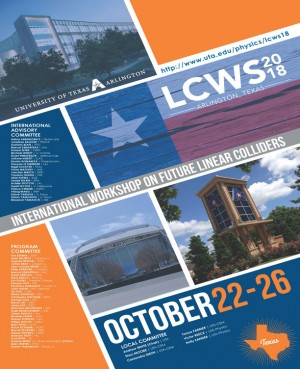 The community will meet in October in Arlington, Texas.